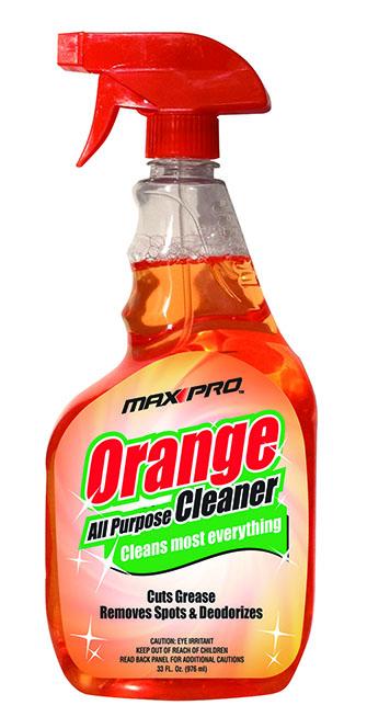 Private Label Orange Cleaner